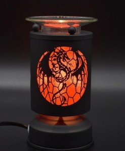 Dragon Copper Touch Warmer