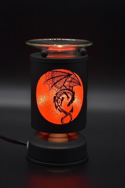 Dragon Copper Touch Warmer