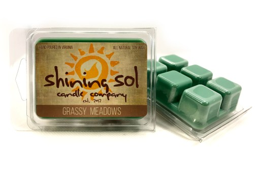 Grassy Meadows - Wax Melt