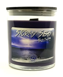 Stormy Seas Myrtle - Medium Tumbler