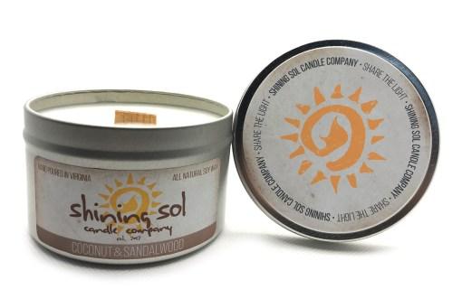 Coconut & Sandalwood - Tin