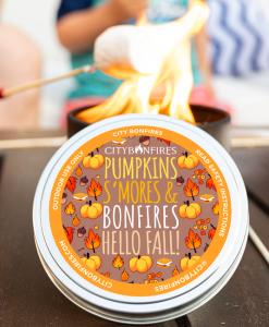 City Bonfire - Pumpkins, Smores and More