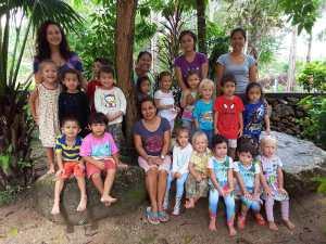 pre-school, kindergarten