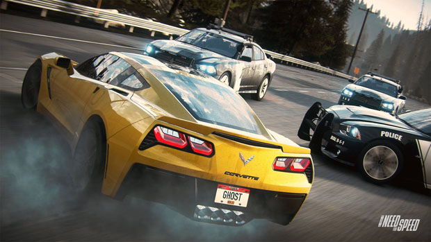 - Need For Speed: Rivals