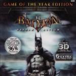 Batman: Arkham Asylum GOTY