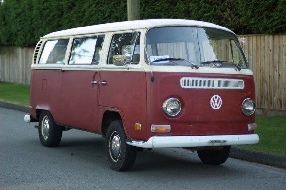 1971 Type 2 Deluxe