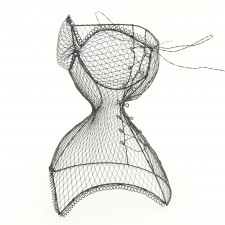 dressforms wire shapes-decor display