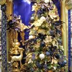 Golden Cobalt Blue Christmas Shinoda Design Center