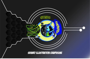 logo shinro illustration graphisme
