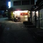 この日行ったソースかつ丼のお店、卯之家。この日のお食事ではここが一番でした!