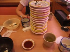 かっぱ寿司。
