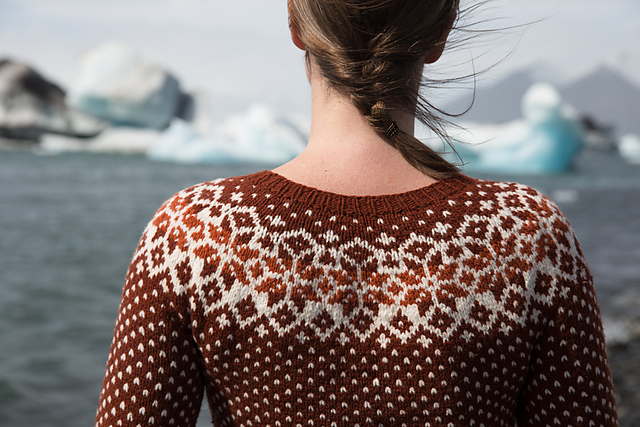 Moraine by Tin Can Knits.