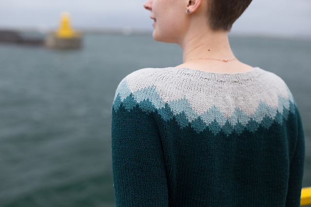 Mountain Mist by Tin Can Knits