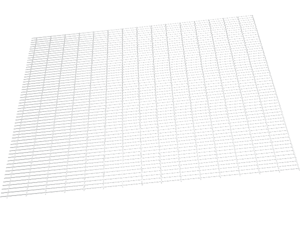Welded Wire Mesh Bench Top & Expanded Metal Bench Top