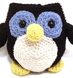 howie the penguin free crochet amigurumi pattern from shiny happy world and freshstitches [ 1644 x 1305 Pixel ]