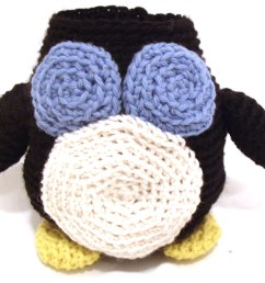 howie the penguin free crochet amigurumi pattern from shiny happy world and freshstitches [ 1695 x 1428 Pixel ]