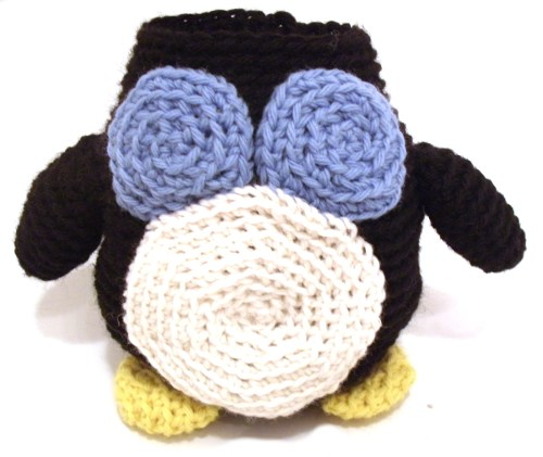 small resolution of howie the penguin free crochet amigurumi pattern from shiny happy world and freshstitches