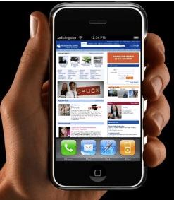 mobile MySpace