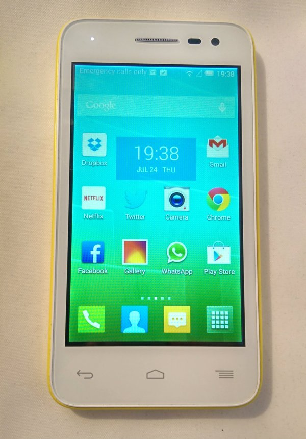 Alcatel One Touch Phone 4g - Year of Clean Water