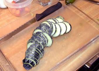 gherkin chop