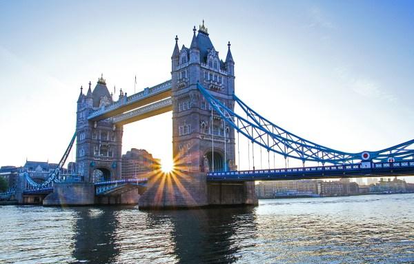 The Best View London Bridges