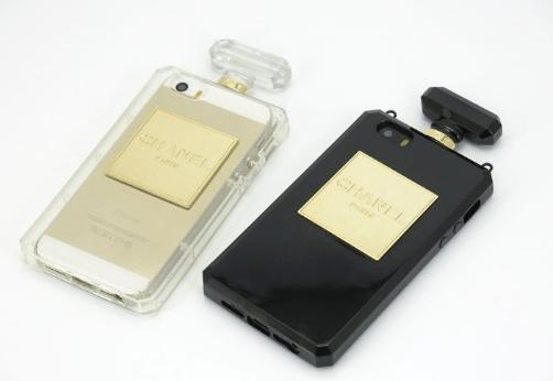 Imitation Chanel No5 iPhone case