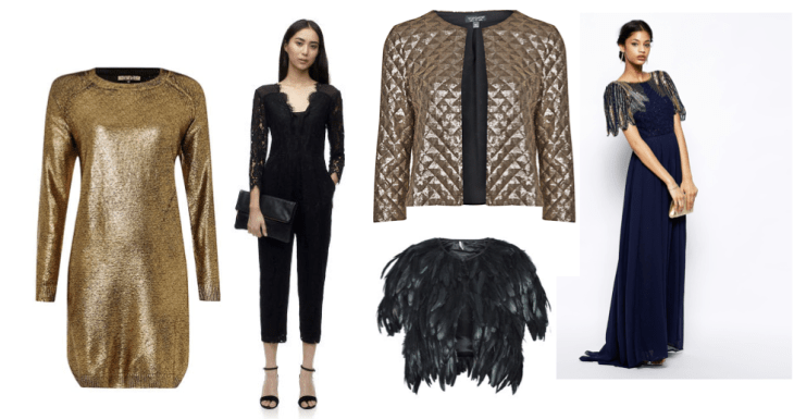 Party outfits to keep you warm