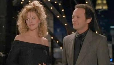 When Harry Met Sally New Year's Eve scene