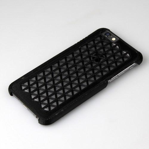triangles-iphone-case