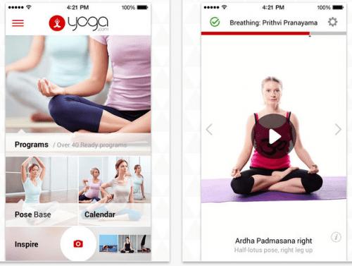 Yoga.com app