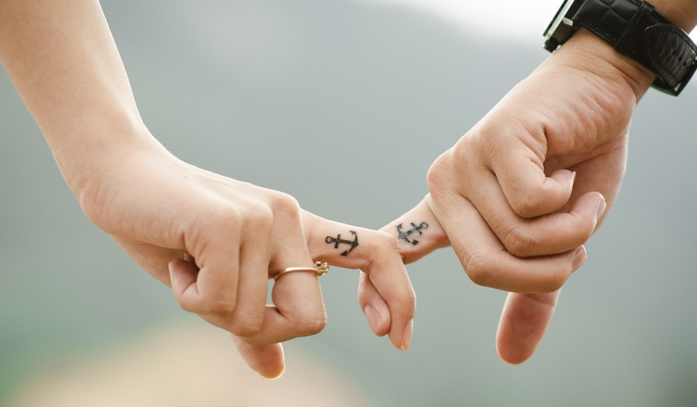 We tend to fall in love with people who are similar to us, studies show.