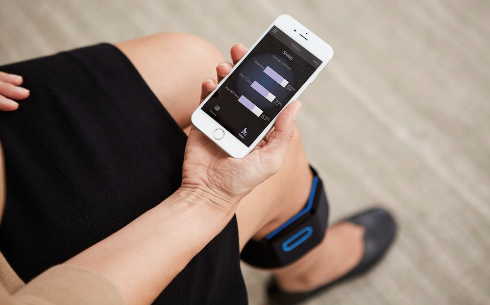 Quell Is The Worlds First Pain Relief Wearable ShinyShiny