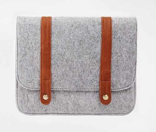 ASOS wool iPad case