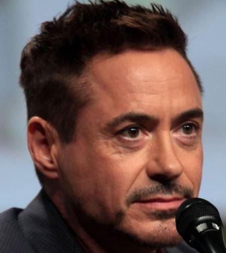 Robert Downey Jr isn't impressed by the Apple Watch.