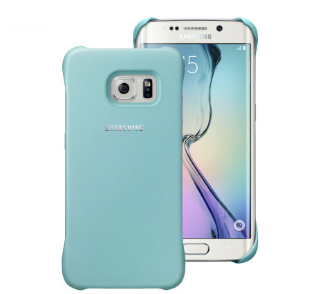 Official Samsung Galaxy S6 Edge protective cover case.