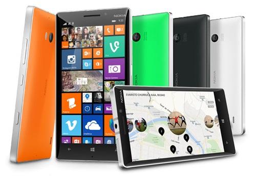 iPhone alternatives: Nokia Lumia 930.