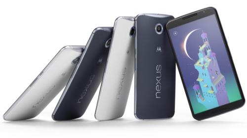 iPhone alternatives: Motorola Nexus 6.