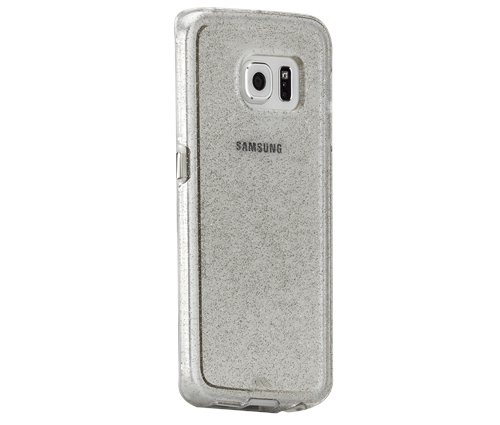 Sheer Glam Casemate Galaxy S6 Edge case.