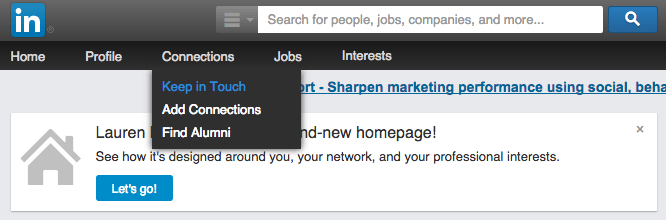 how to connect someone on linkedin