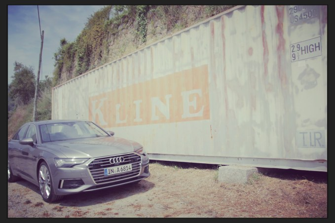 - A6 K Line - Audi A6 Review: technology and comfort combined in a high-end saloon