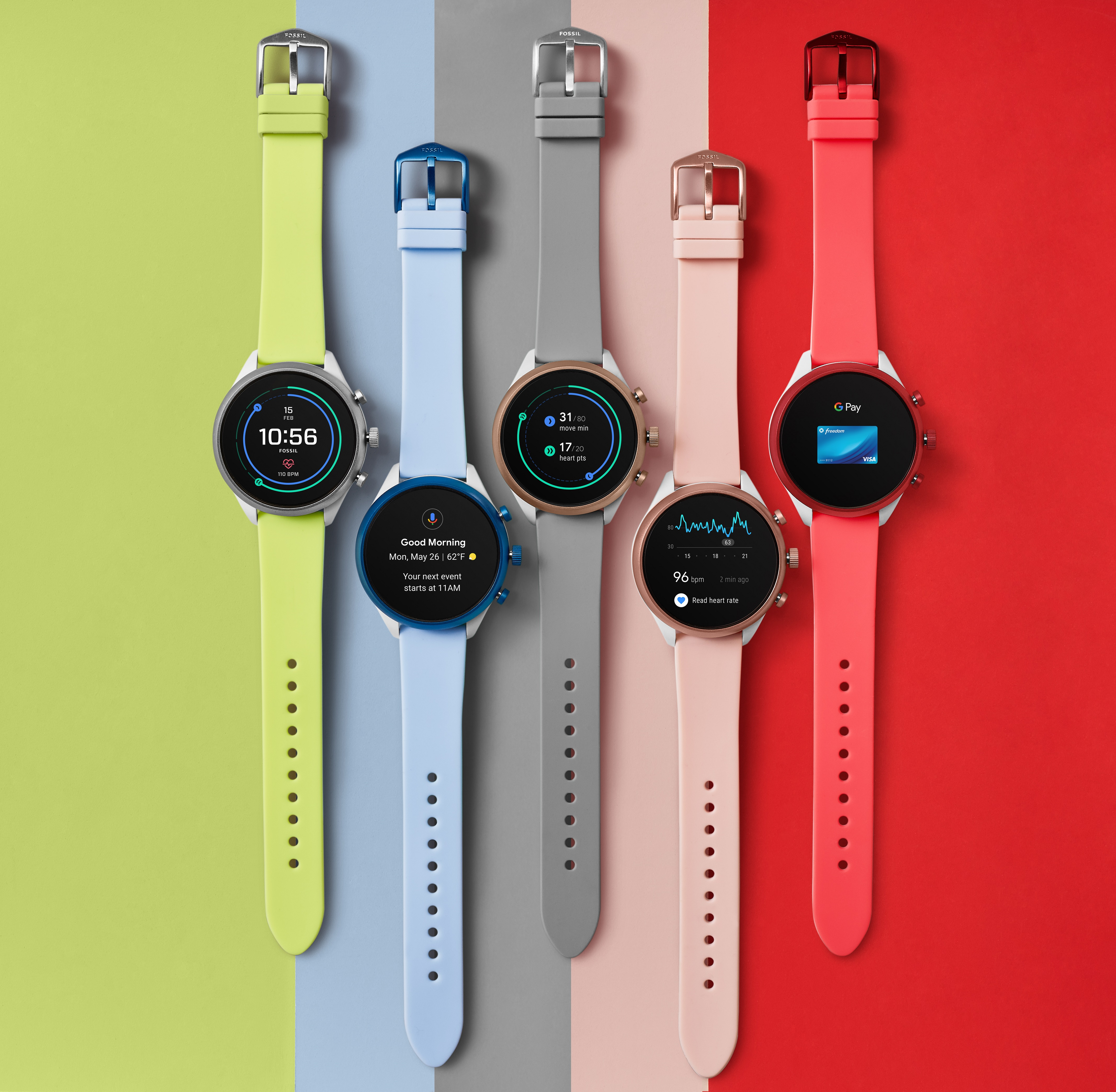 Fossil launches £249 smartwatch on Qualcomm Snapdragon Wear 3100 platform