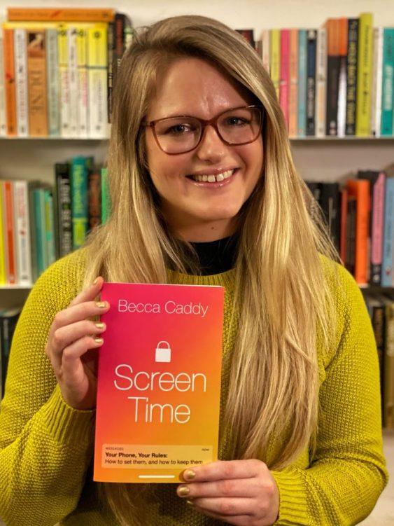 Becca Caddy, Screen Time