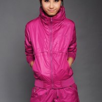 Asam Pink/Magenta Women's Tracksuit