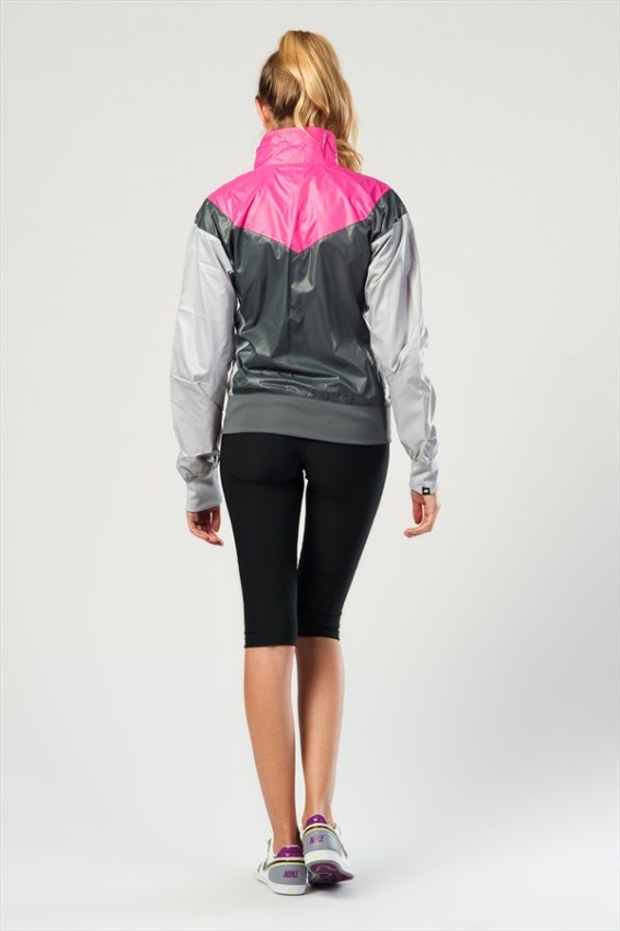 Nike Sprinter Jacket Back View