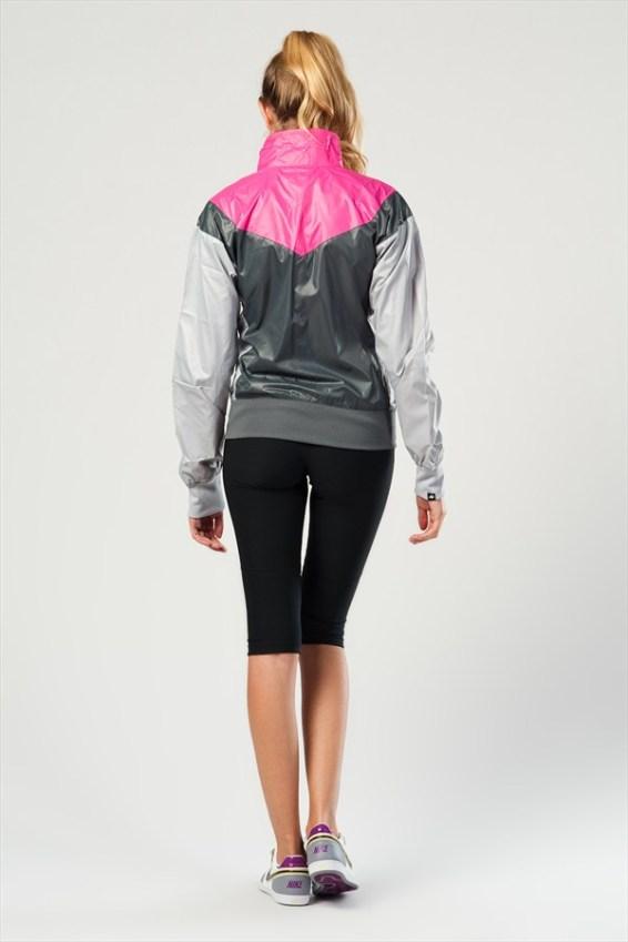 Nike Sprinter Jacket Back View