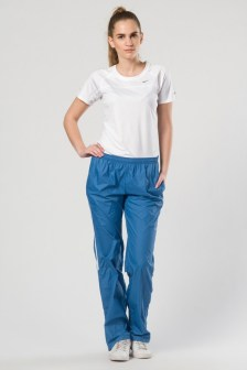 Nike Windfly Pants Front Blue