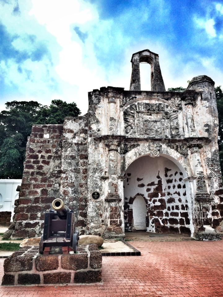 A'Famosa Fort