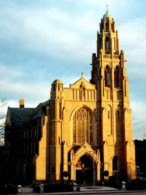 Rockville Centre cathedral