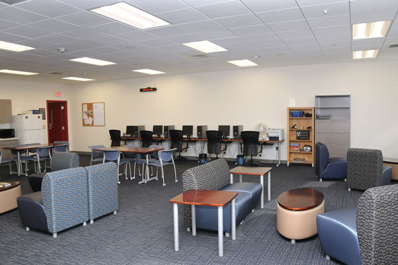 Shippensburg University Lounge