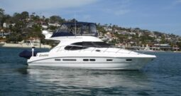 M/V Sunshine 2003 Sealine 42-5 for Sale